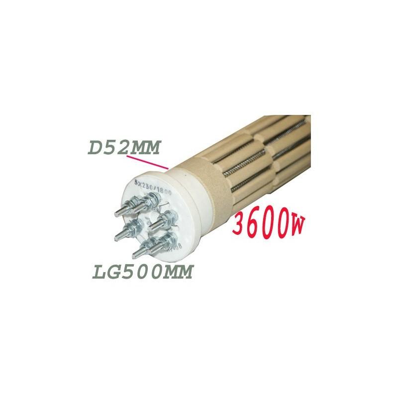 Resistance chauffe eau 3600 watts