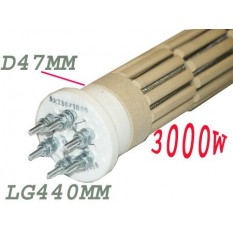 Resistance chauffe eau 3000 watts