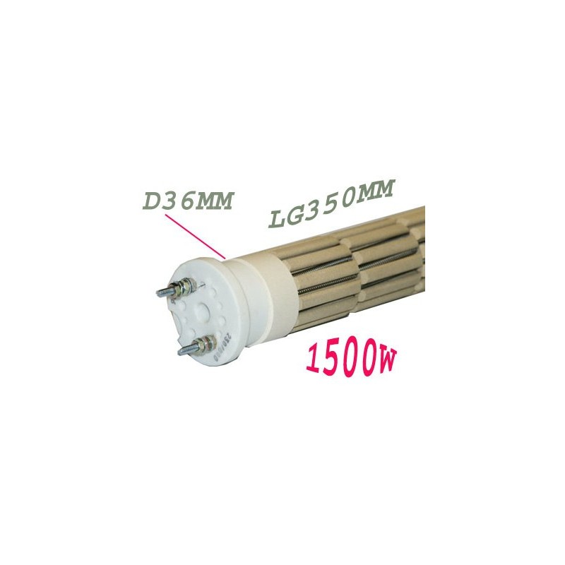 Resistance chauffe eau 1500 watts
