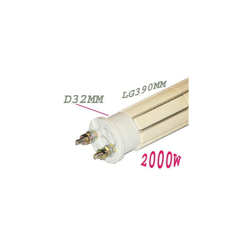 Resistance chauffe eau 2000 watts