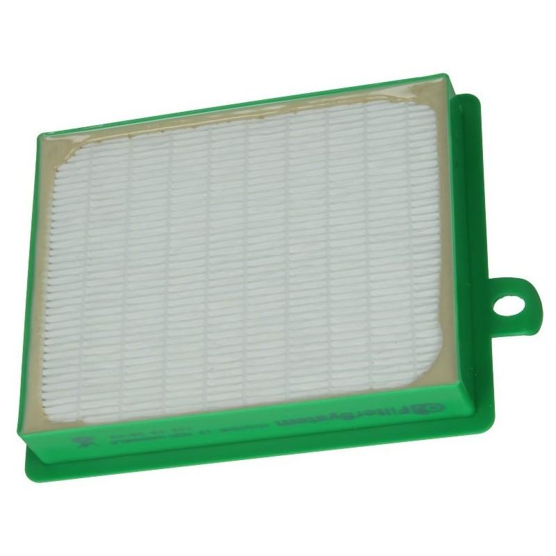 2x Micro Filtro Per AEG Clario AEC 7570-7572 Classic Silence