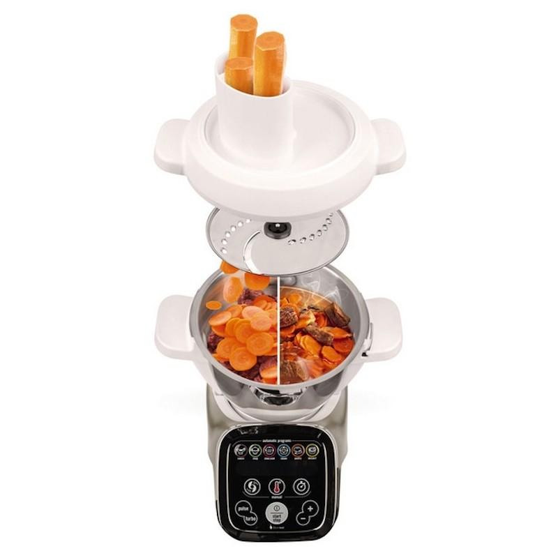 Companion Hf800: Accessoire Découpe De Légumes Pour Robot Cuiseur Moulinex