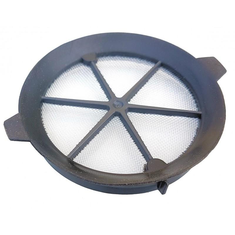 filtre rond avec tamis aspirateur bosch relaxx 39 x pro silence. Black Bedroom Furniture Sets. Home Design Ideas