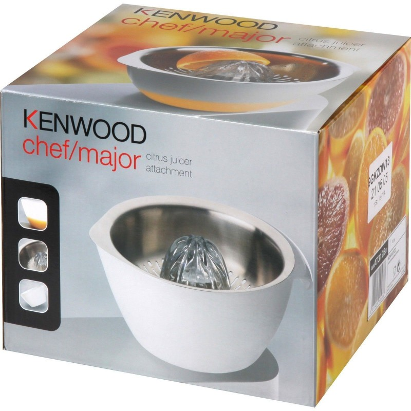 KENWOOD Kit presse agrumes + bol multipro pour robots chef