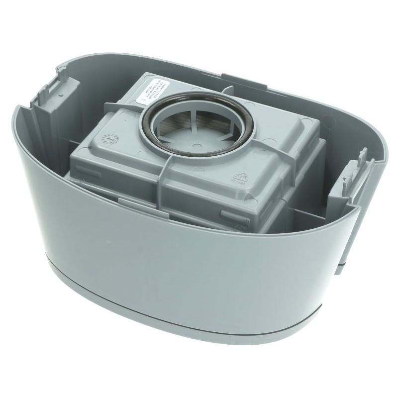 capot avec filtre hepa h13 aspirateur nilfisk gm80 gs90. Black Bedroom Furniture Sets. Home Design Ideas