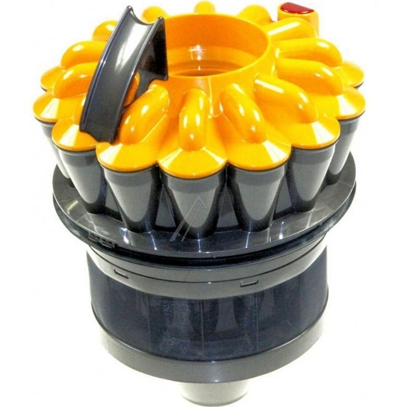 bloc cyclone jaune aspirateur dyson dc33c dc37 origin pieces online. Black Bedroom Furniture Sets. Home Design Ideas