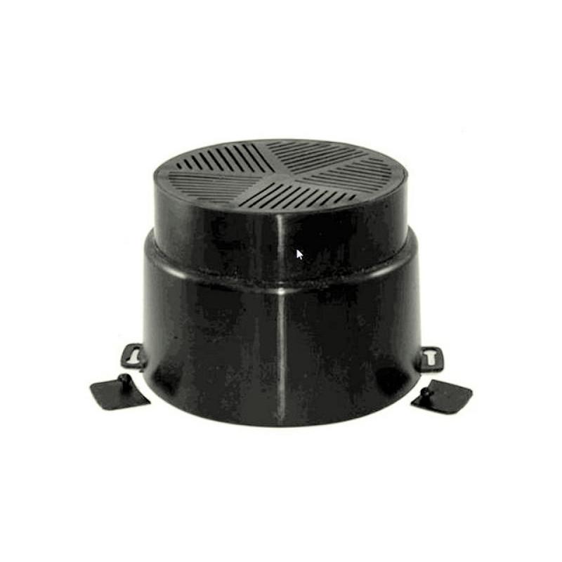 filtre charbon universel pour hotte aspirante type unf001 pieces online. Black Bedroom Furniture Sets. Home Design Ideas