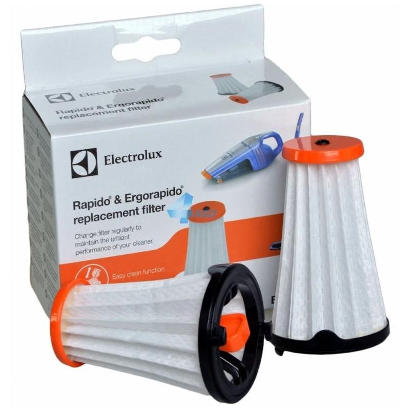 Electrolux EF144 New ErgorapidoRapido Filtre Lot de 2
