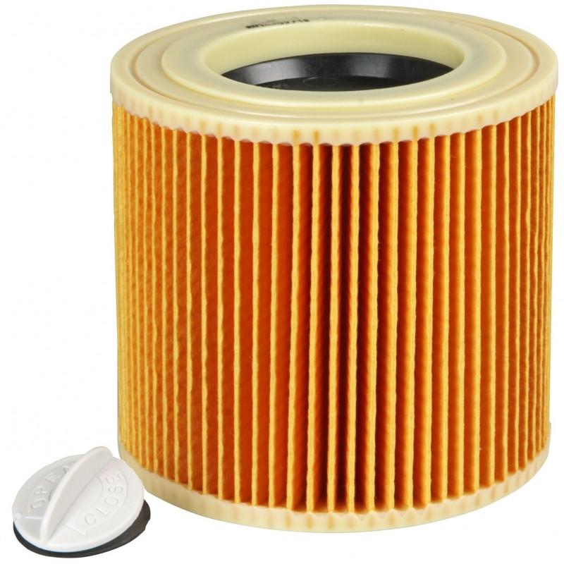 filtre cartouche aspirateurs karcher eau et poussi res. Black Bedroom Furniture Sets. Home Design Ideas