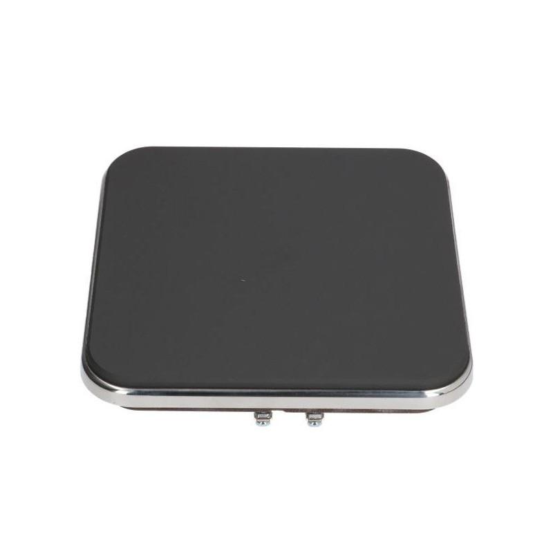 plaque lectrique de cuisson 2600 watts ego dimension 220 x 220 mm pieces online. Black Bedroom Furniture Sets. Home Design Ideas