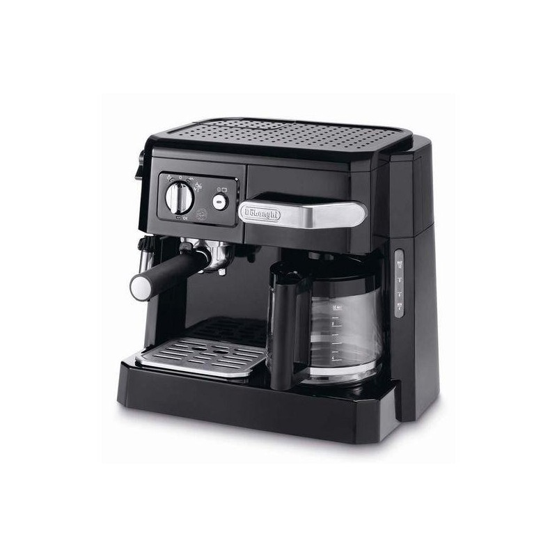 verseuse cafeti re delonghi expresso combin bco410 bco415. Black Bedroom Furniture Sets. Home Design Ideas
