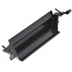 Poignée noire de porte lave-vaisselle Arthur Martin ASI6220N