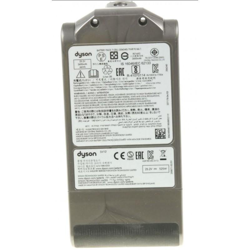 Batterie v10 dyson