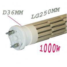 Résistance de chauffe eau steatite 1000 watts