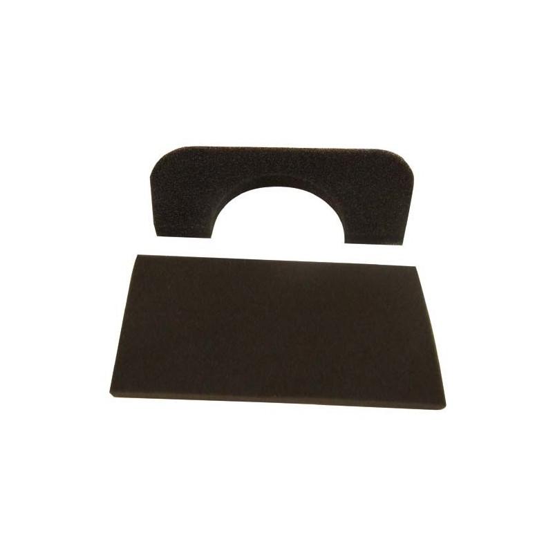 filtre mousse moteur aspirateur bosch sphera bag bagless. Black Bedroom Furniture Sets. Home Design Ideas