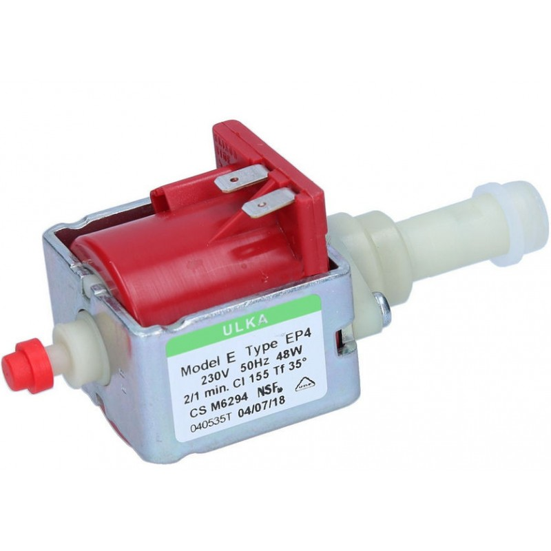 Pompe Pompe électrique de Ulka ex5gw 230 V 48 W 2//1min pour machines à café