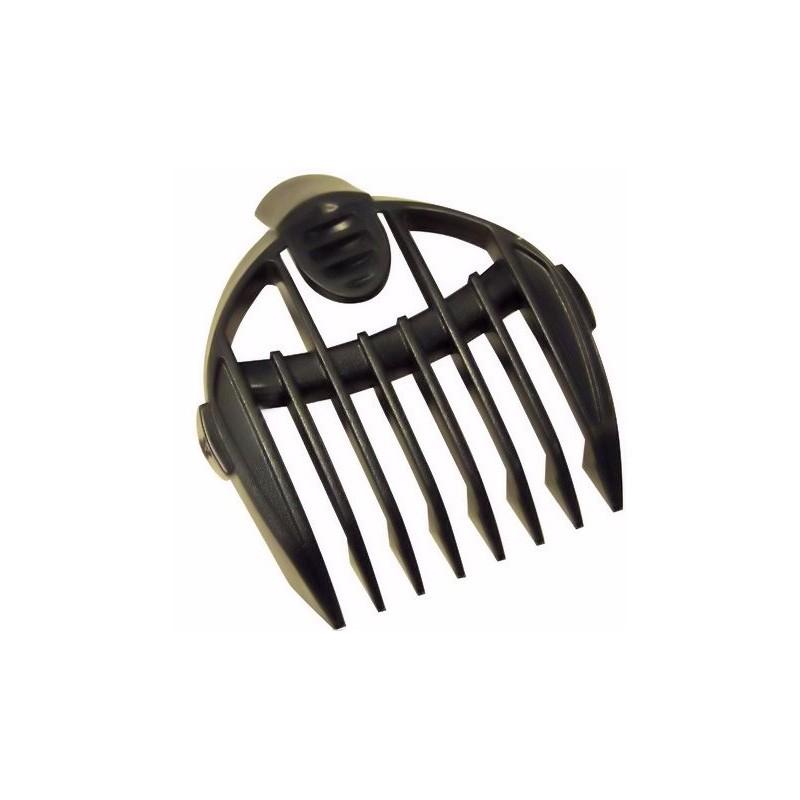 Peigne guide de coupe 3 à 18 mm pour tondeuse Babyliss