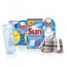 Produits nettoyant et de lessive pour lave-vaisselle