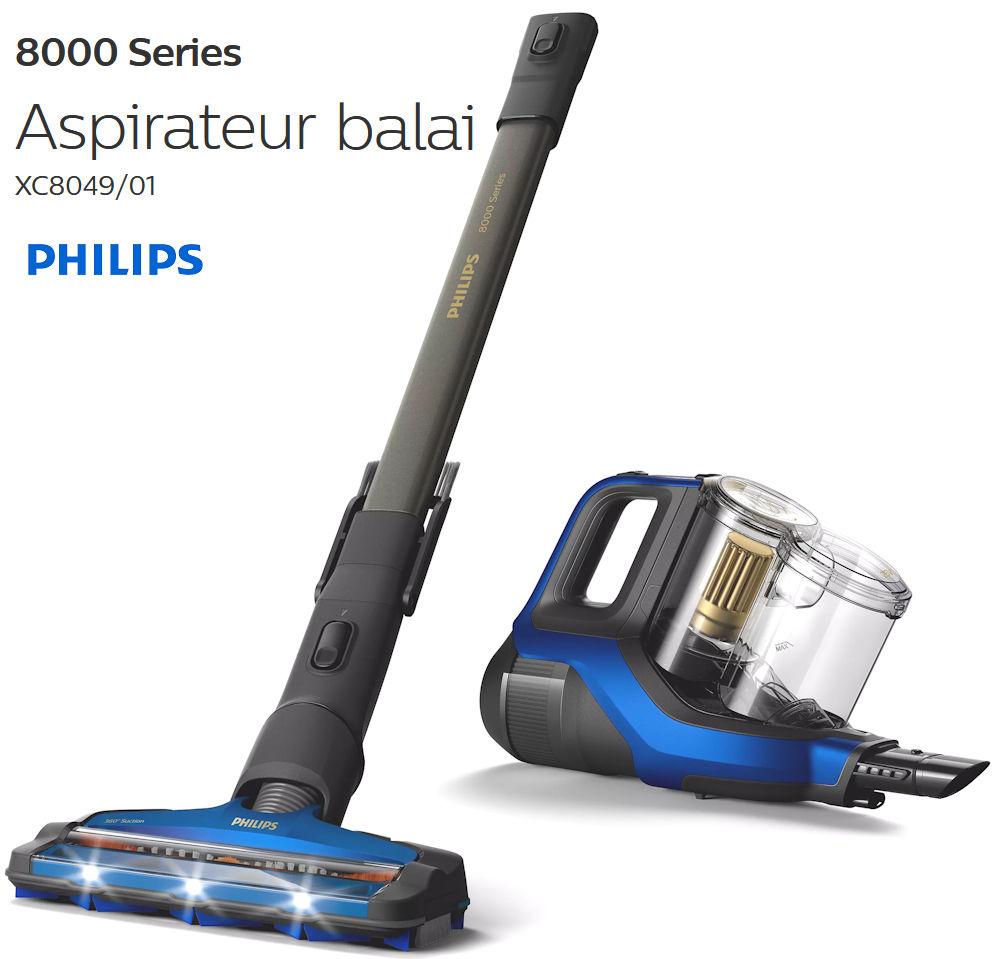 aspirateur philips XC804901